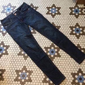 Candies dark blue jeans